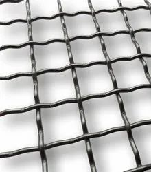 Hexagonal Silver Hastelloy B2 Wire Mesh, For Industrial