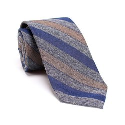 Striped Formal Tie