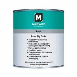 Molykote P 40 Metal Free Adhesive Lubricating Paste