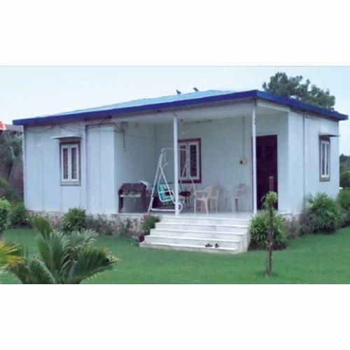 Precast Concrete Houses पूर्वनिर्मित कंक्रीट का घर प्री