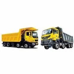 Tipper Truck, GVW ( Gross Vehicle Weight): Above 15 Tons, 80-100 Kmph