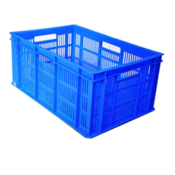 Blue PP Crates