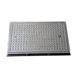 Rectangular FRP Manhole Cover