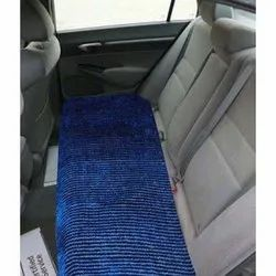 Blue Front & Back Car Seat Cover