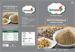 Spizepep White Pepper Powder