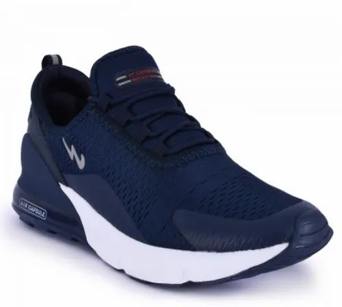 Blue And White Campus Dragon Shoes