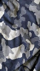 100% Polyester Jacquard Print Fabric