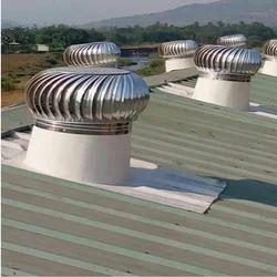 Aluminum Turbine Ventilator