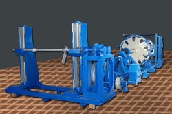 Laying Cum Armouring Machine