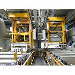 Continuous Electro Plating Plant