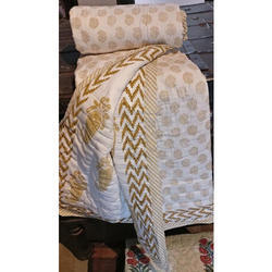 Cotton Printed Baby Quilt
