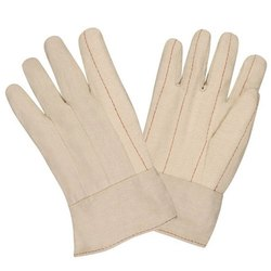 Cotton Canvas Hand Gloves