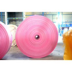 PP Pink Fabric Rolls