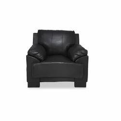 Boss Leatherette Single Seater Sofa