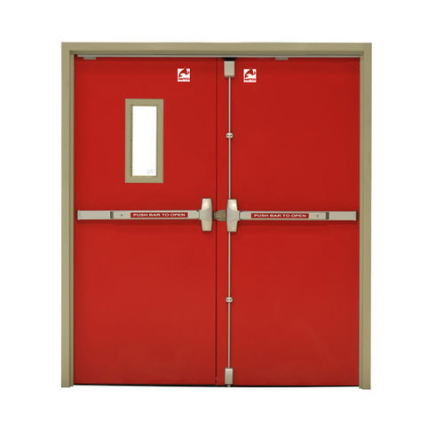 Fire rated door - What is a fire rated door ...