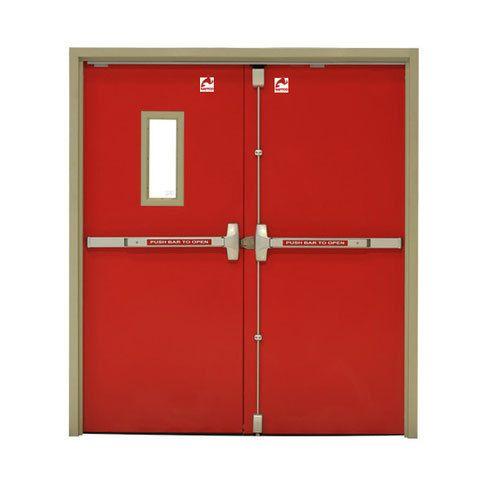 Fire Rated Door अग्निरोधी दरवाजा फायर रिटार्डेंट डोर