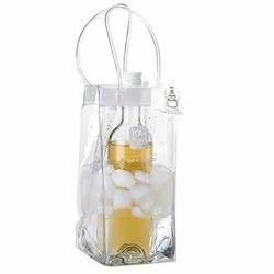 Plastic Wine Bag
