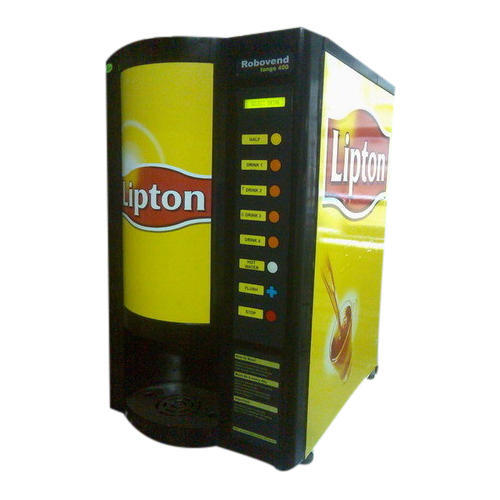 Lipton Tea Coffee Vending Machine