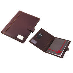 Business Folder With Luppie