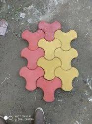 Rubber Mould Collarado Paver Block