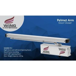 Aluminium Wing Pelmet Arm Door Closer