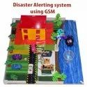 Disaster Alerting System Using Gsm (Sms)