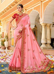 Exclusive Designer Silk Sarees