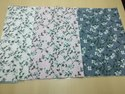 Floral Soft Modal Print Fabric, Gsm: 100-150, For Garments