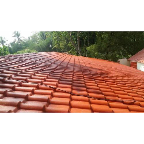 Roofing Tile Upvc Roofing Tile Manufacturer From Coimbatore