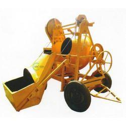 Mechanical Hopper Mixer Machine