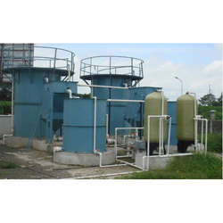 Semi-Automatic Sewage Treatment Plant