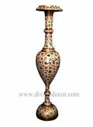 Blossom Brass Flower Vase