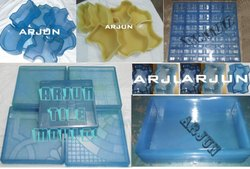 PVC PAVER / TILE MOULDS