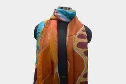 Silk Printed Scarve