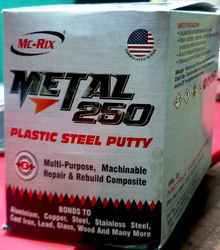 Plastic Steel Putty