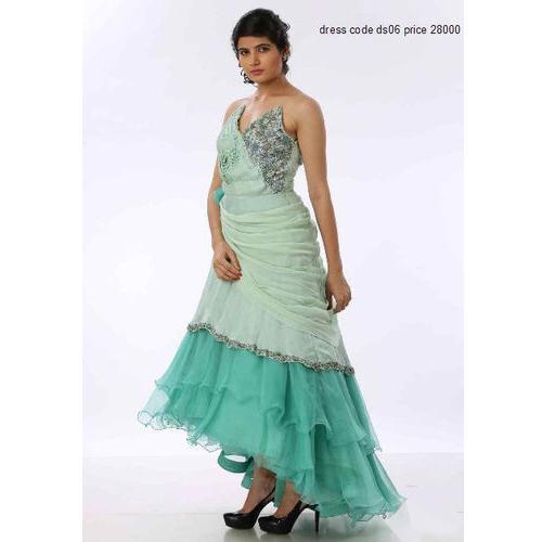 Party Wear Gown Ladies Gown Suit Ladies Ka Gown Women Gown