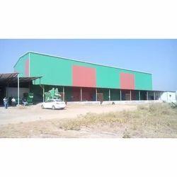Vegetable Cold Storage Plant