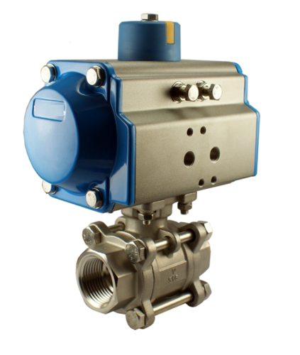 On Off Valves Motor Operated Valves Manufacturer From Pune