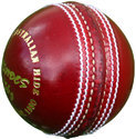 Lather Cricket Balls 2 Piece (Red)