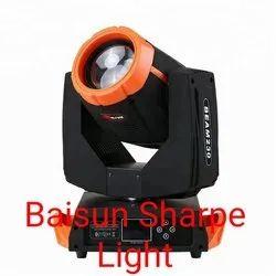 One 100 W Baisun Sharpy Light