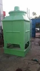 FRP Square Bottle Type Cooling Tower