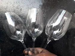 Borosilicate Wine Glass