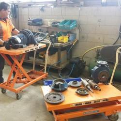 End Induction Motor Repairing Service