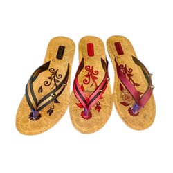 Women PU Slippers