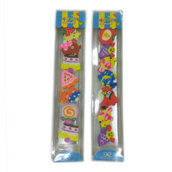 7PC Eraser Set