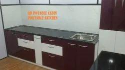 Steel Portable Kitchen