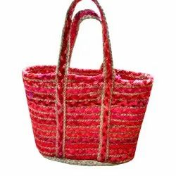 Fashion Woven Jute Bag Designer Bags Shoulder Bag For Women