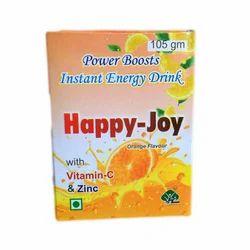 Happy-Joy Power Boosts Instant Energy Drink