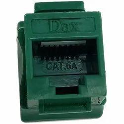 Green Dax CAT 6A Module