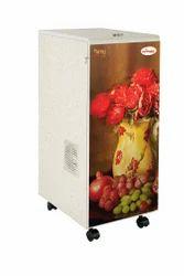 1 HP Jumbo Modular Cabinet Atta Machine